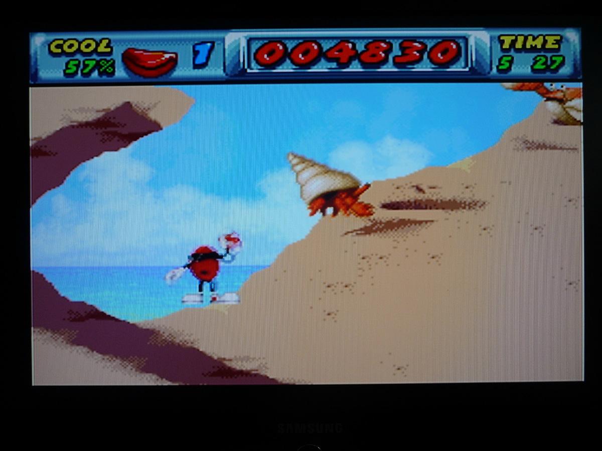 Émulateur Super Nintendo sur Wii