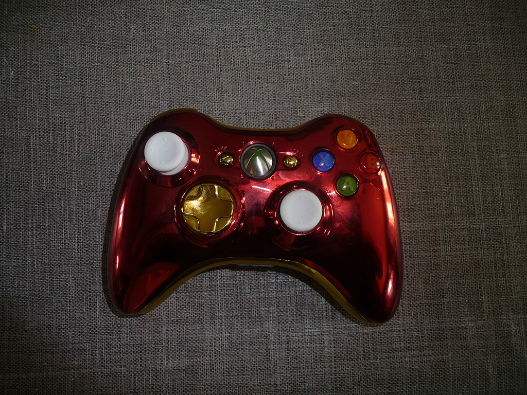 Coque manette Xbox 360