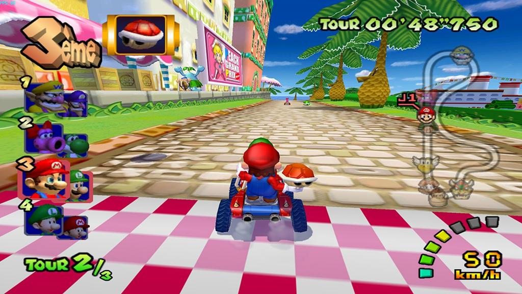 Mario Kart Double Dash!