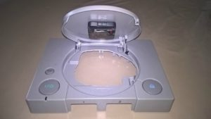 Horloge Playstation 1
