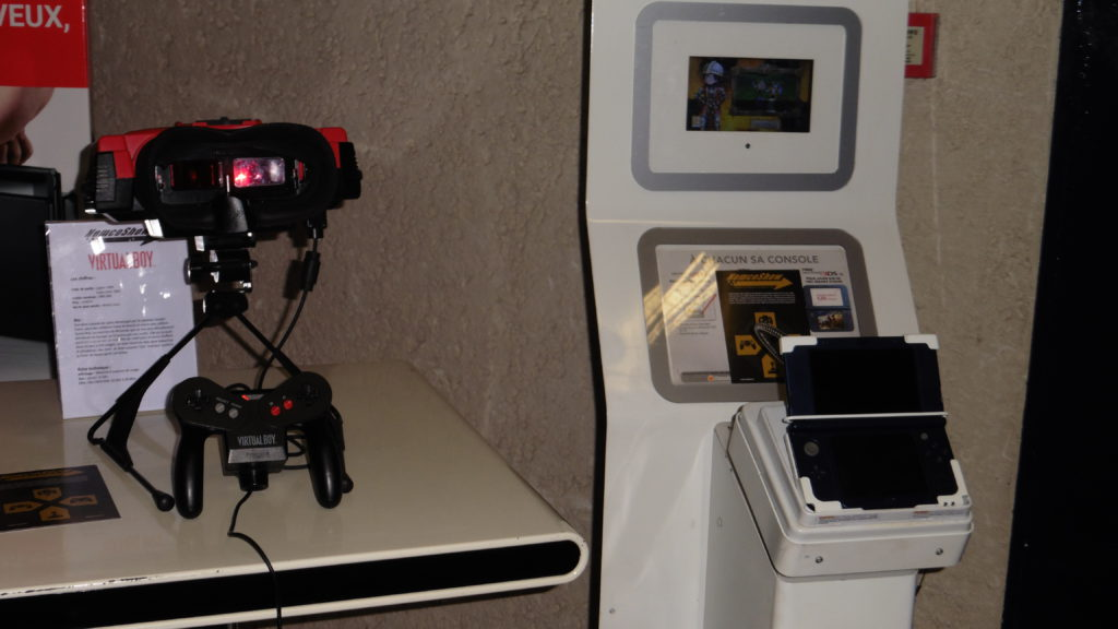 Salon du jeu vidéo rétro