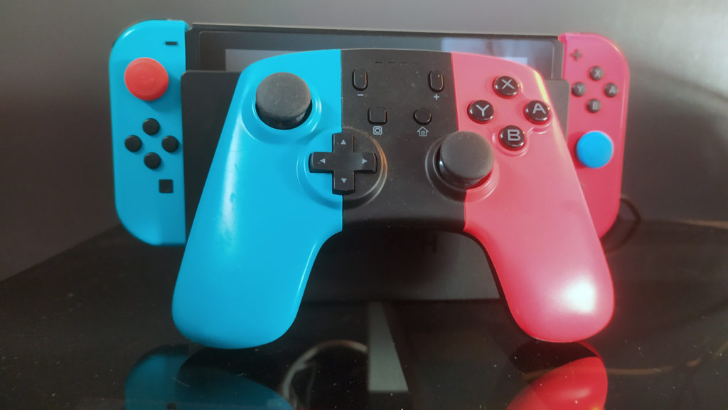 Manette compatible Nintendo Switch