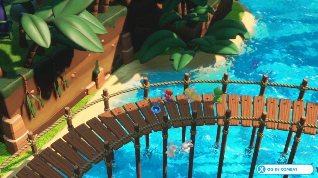 Mario + Lapins crétins Gold Edition
