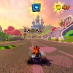 Crash Team Racing : Nitro-Fueled Remastered. [Nintendo Switch.]
