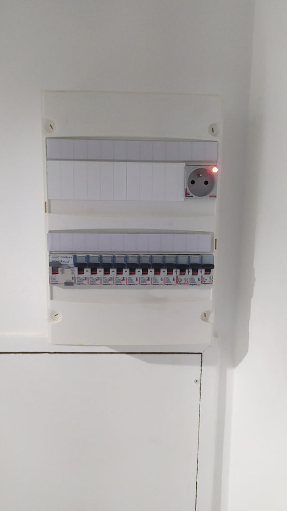 Installation thermostat Nest sans fil pilote