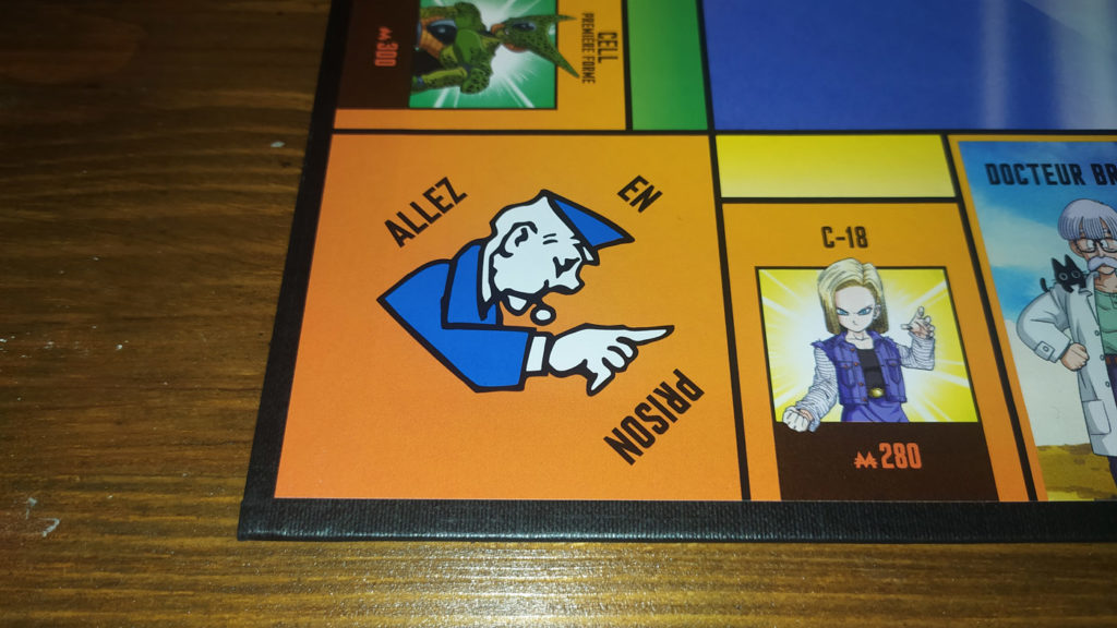 Monopoly DBZ