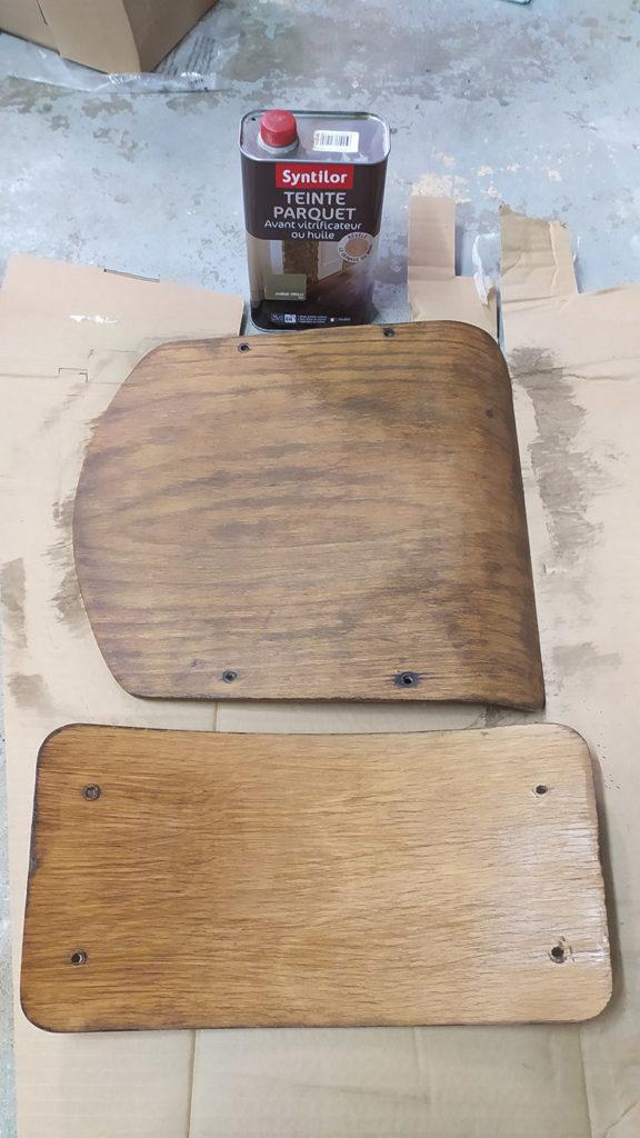 Chaise d'écolier Mullca 511